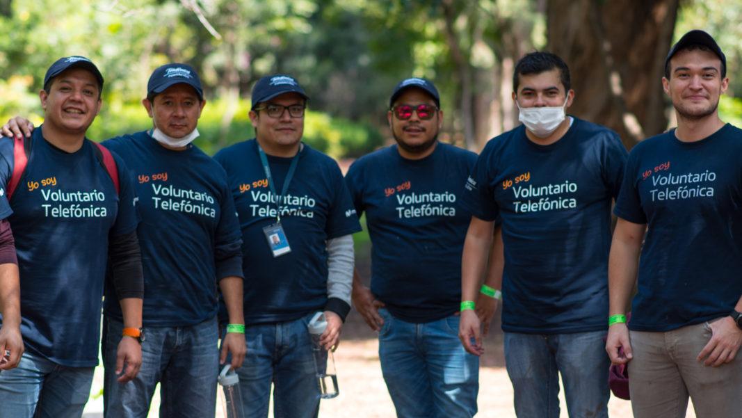 Portal Voluntarios Telefónica